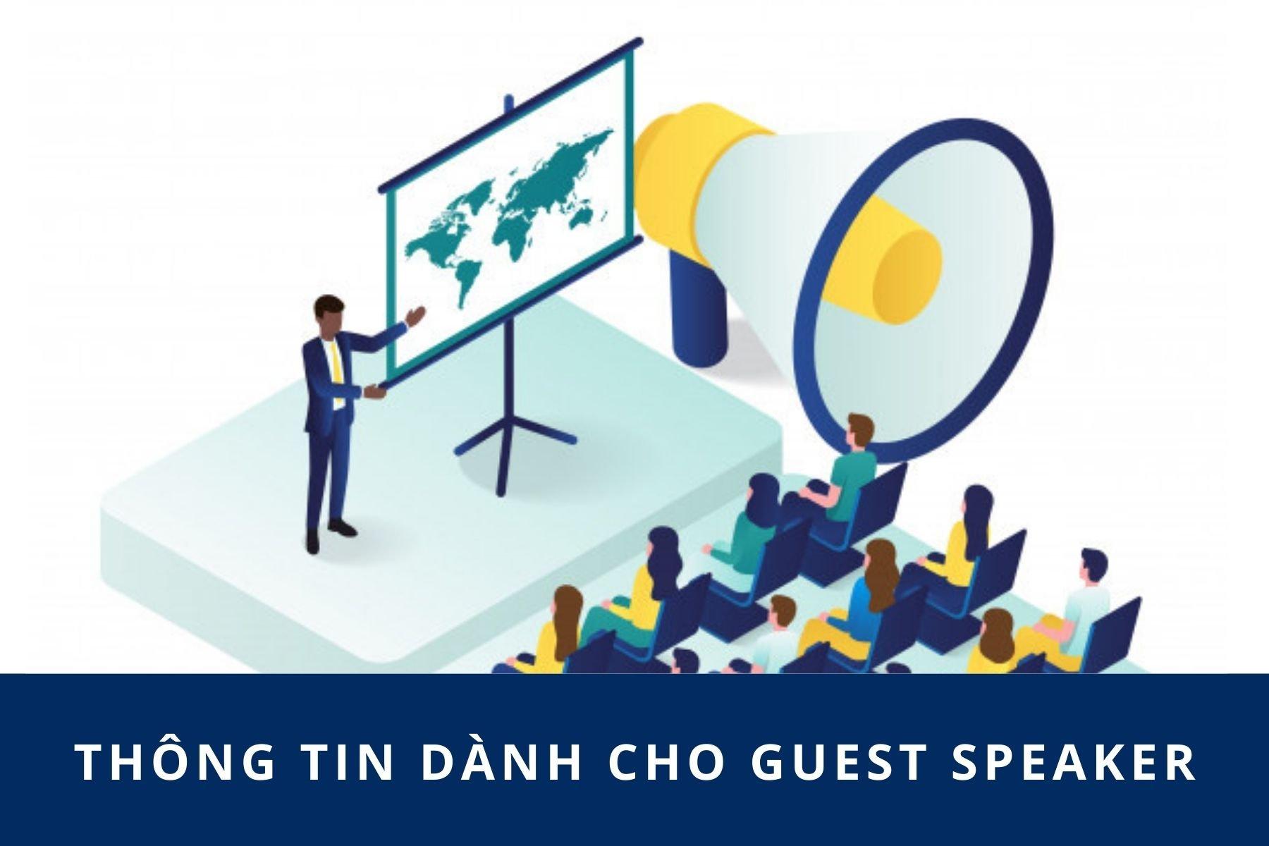 Thong tin danh cho Guest Speaker